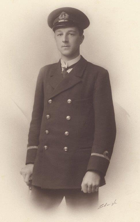 TANNER Charles Philip