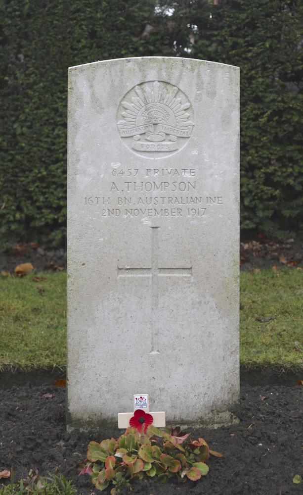 Mons / Bergen Belgium  City pictures : Mons Bergen Communal Cemetery in Belgium | Rutland Remembers