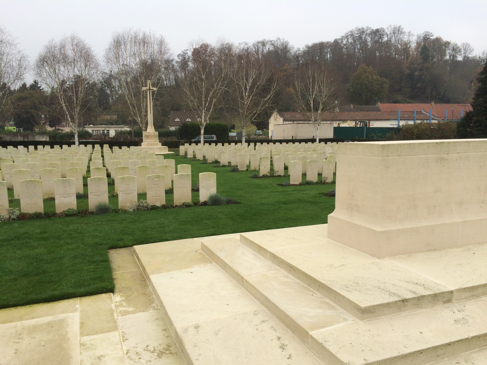 Vailly British Cemetery
