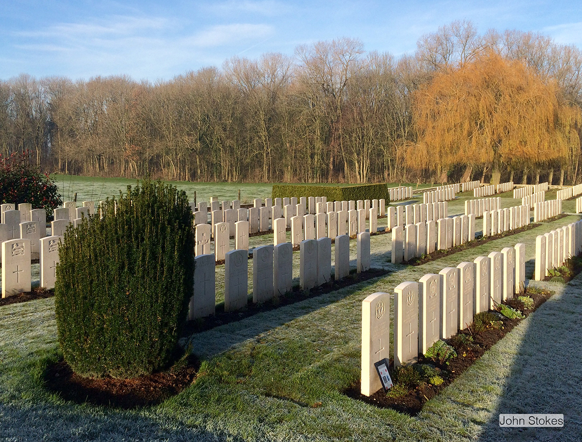 Wytschaete Military Cemetery