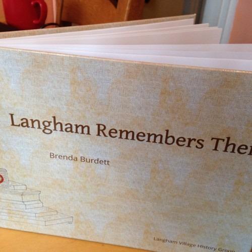 Langham book