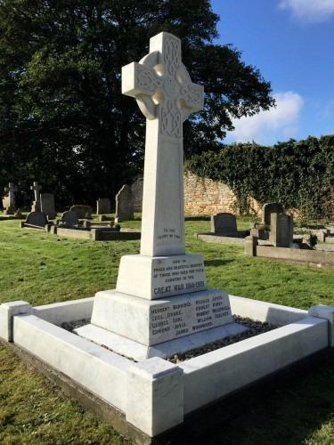 Morcott memorial